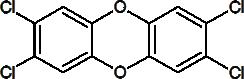 2,3,7,8-tetrachlorodibenzo-p-dioxin or TCDD