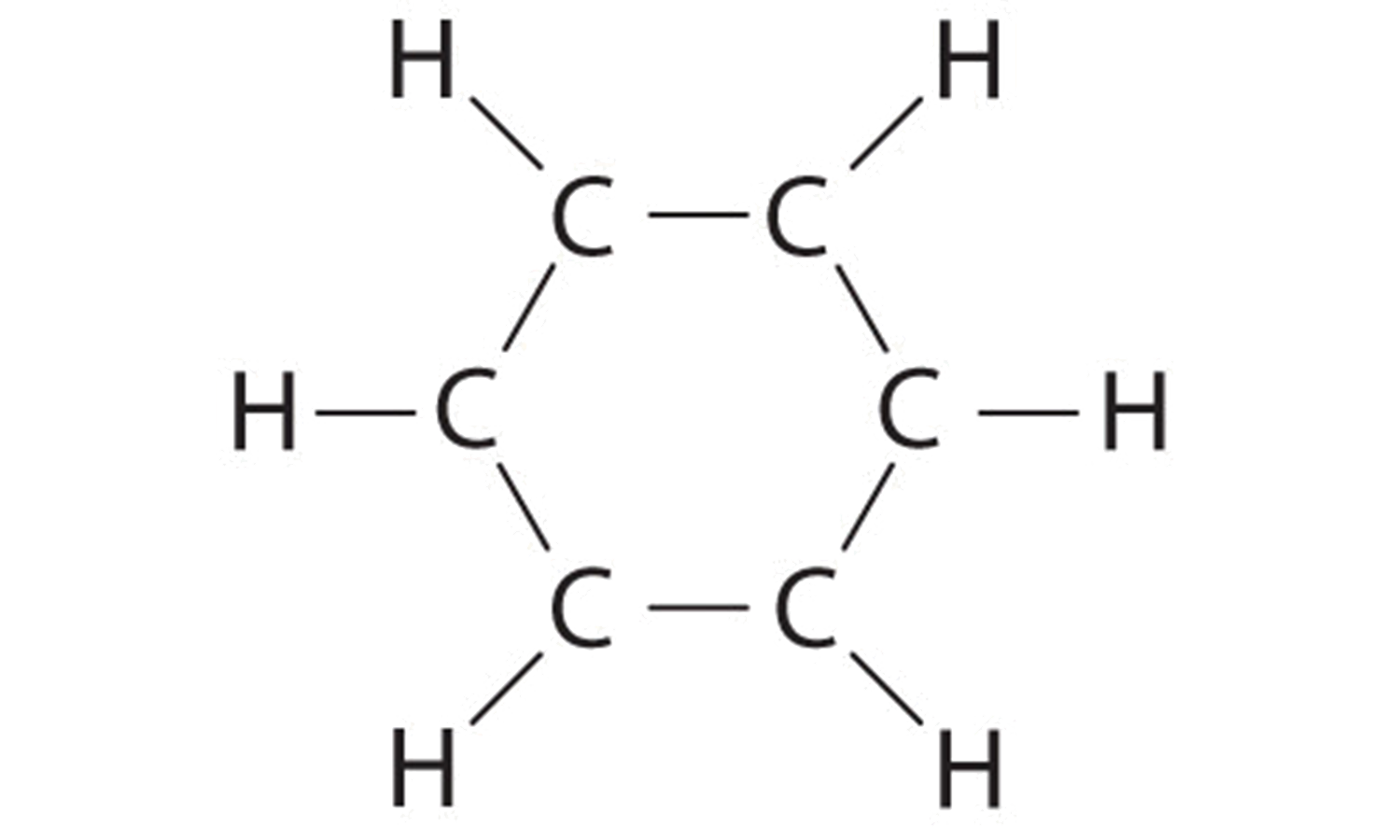 each carbon atom in this structure has only 6 electrons and has a formal  charge of +1, but we have used only 24 of the 30 valence electrons