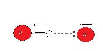 H bond diagram 2 - Hidrógeno Definición y Características